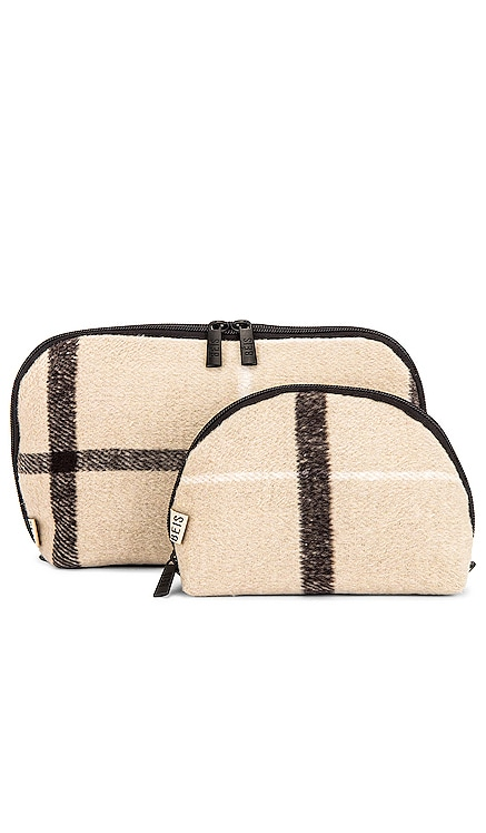 The Cosmetic Pouch Set BEIS $28