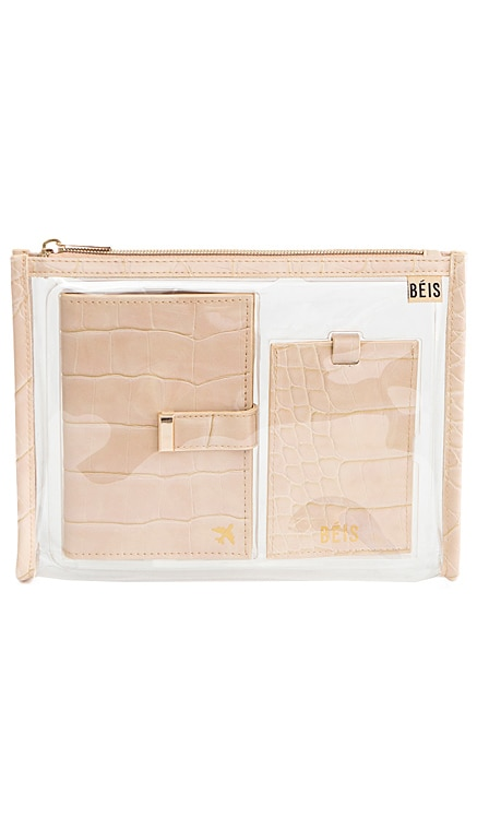 Passport and Luggage Tag Set BEIS $38