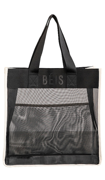 Shopper Tote BEIS $28 NEW
