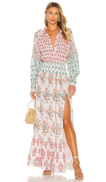 Brio Maxi Dress HEMANT AND NANDITA $390 BEST SELLER