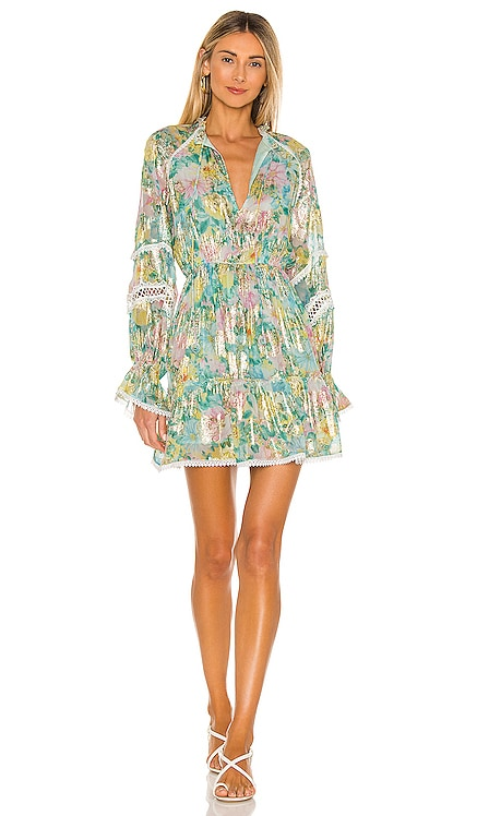 Azalea Mini Dress HEMANT AND NANDITA $339