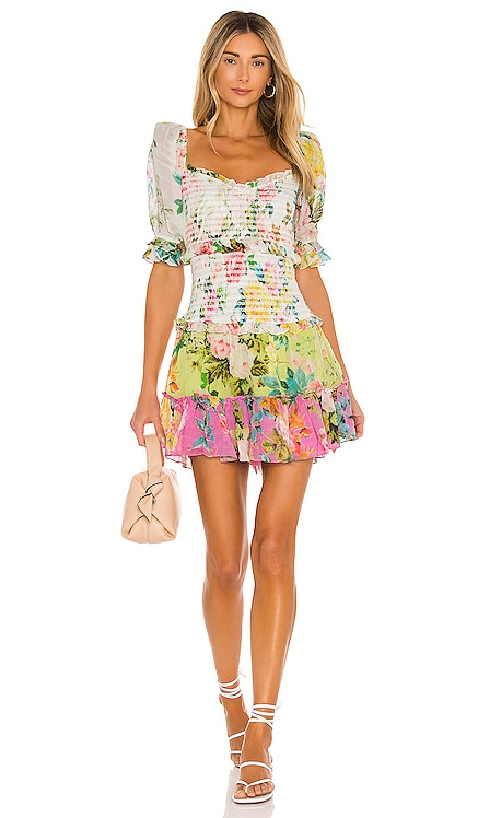 Jolie Mini Dress HEMANT AND NANDITA $375 BEST SELLER