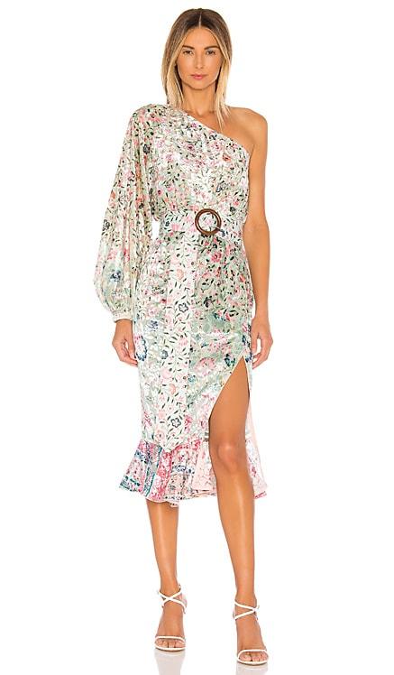 Hana Midi Dress HEMANT AND NANDITA $171