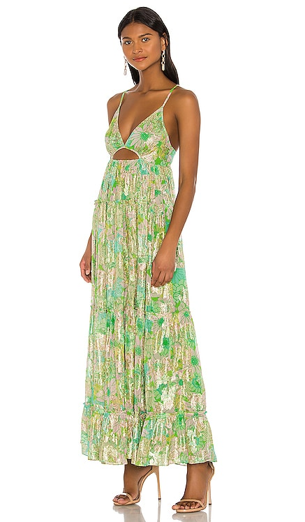 X REVOLVE Nadia Dress HEMANT AND NANDITA $467 BEST SELLER