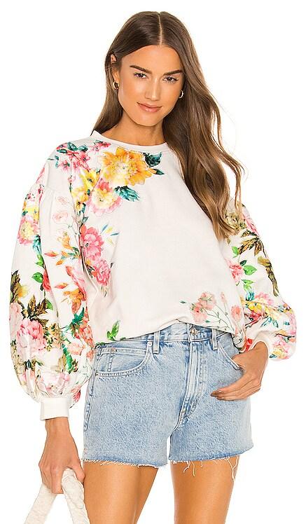 X REVOLVE Floral Sweatshirt HEMANT AND NANDITA $283