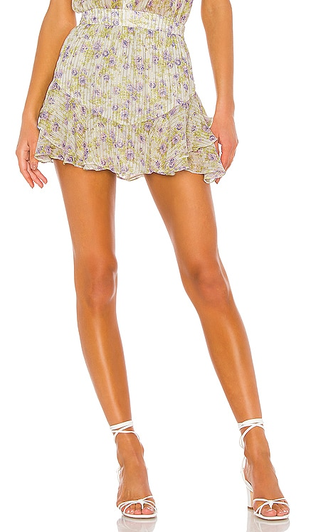 x REVOLVE Apollo Skirt HEMANT AND NANDITA $138