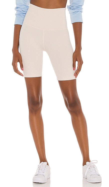 X REVOLVE High Waisted Biker Short Beyond Yoga $68