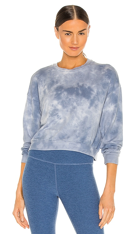 Day to Day Pullover Beyond Yoga $99 NEW