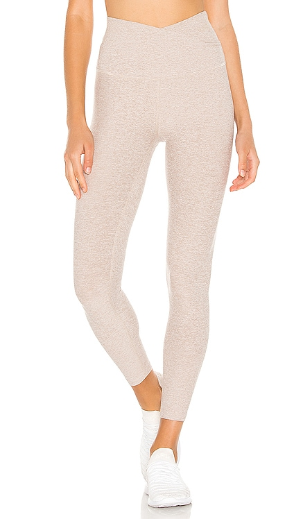 At Your Leisure Legging Beyond Yoga $99 NEW