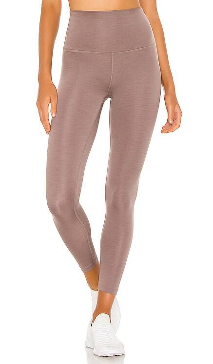 Heather Rib Legging Beyond Yoga $99
