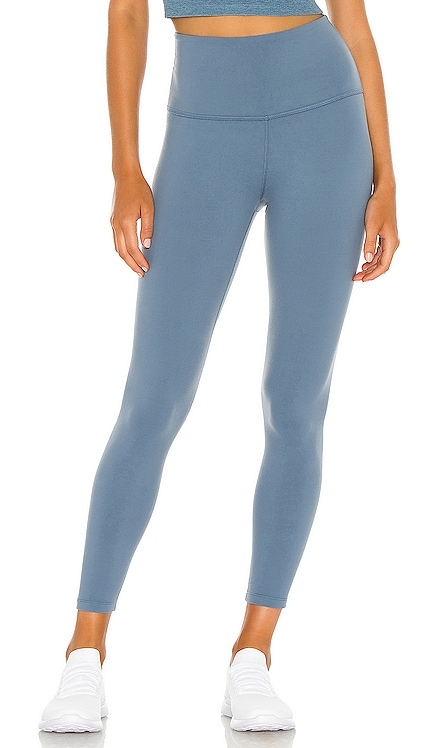 Caught In The Midi High Waisted Legging Beyond Yoga $88 NEW