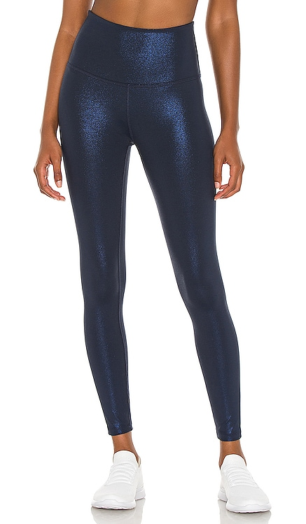 Twinkle HW Midi Legging Beyond Yoga $99 NEW