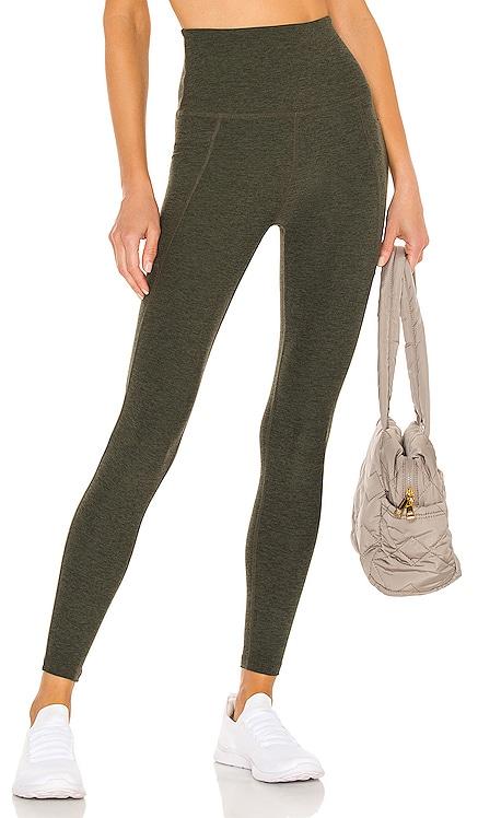 Spacedye Out Of Pocket Legging Beyond Yoga $99 NEW