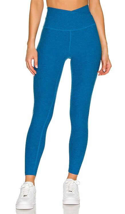 At Your Leisure Midi Legging Beyond Yoga $99 NEW