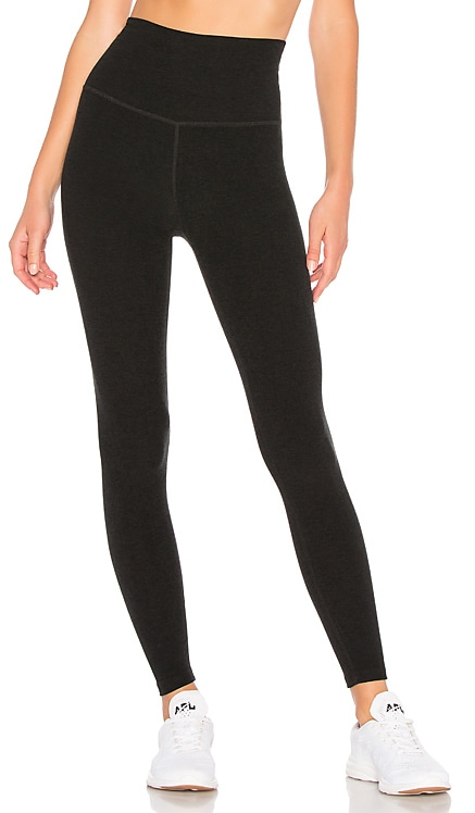 Spacedye High Waisted Midi Legging Beyond Yoga $97 BEST SELLER