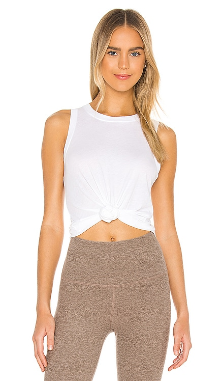 On The Down Low Muscle Tank Beyond Yoga $56 BEST SELLER