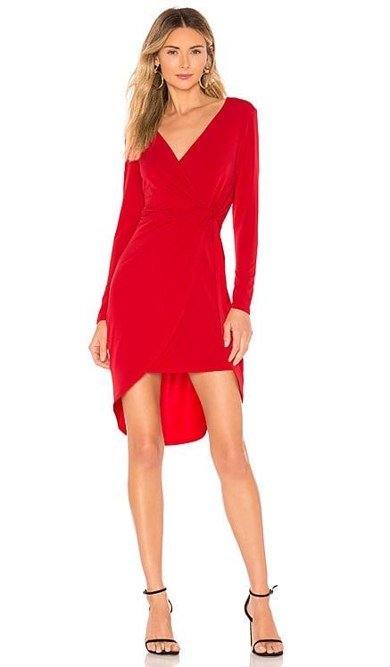 Twist Surplice Dress BCBGeneration $47