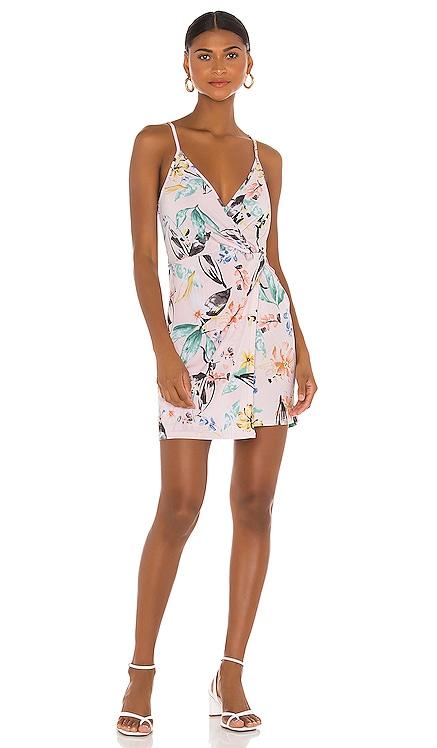 Cocktail Twist Wrap Dress BCBGeneration $78