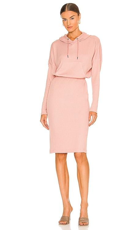 Hooded Midi Dress BCBGeneration $88 NEW