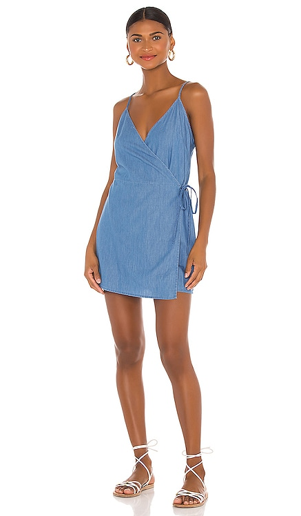 Front Overlay Romper BCBGeneration $88