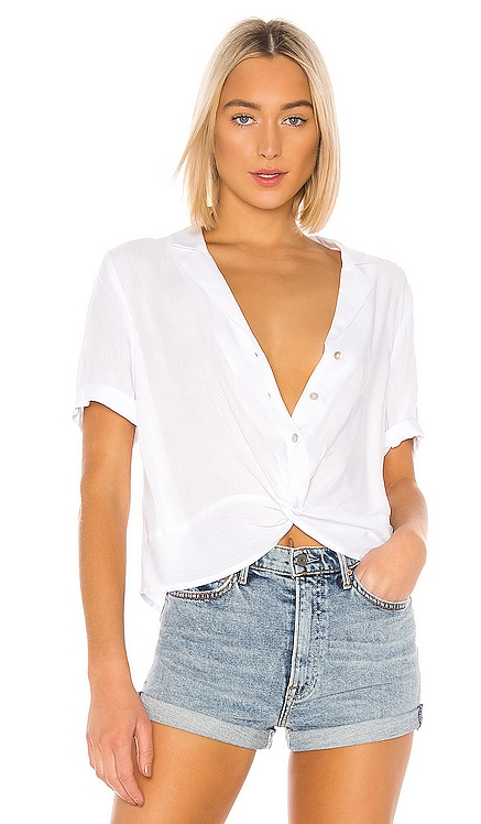 Boxy Button Down BCBGeneration $78 BEST SELLER