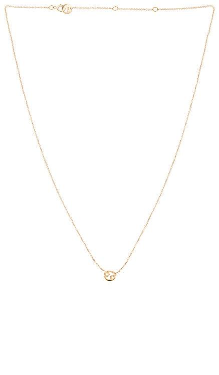Zodiac Necklace BYCHARI $255 NEW