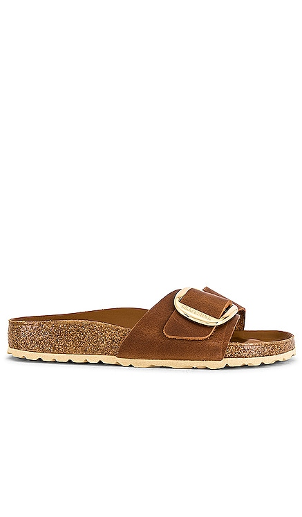 Madrid Big Buckle Sandal BIRKENSTOCK $130