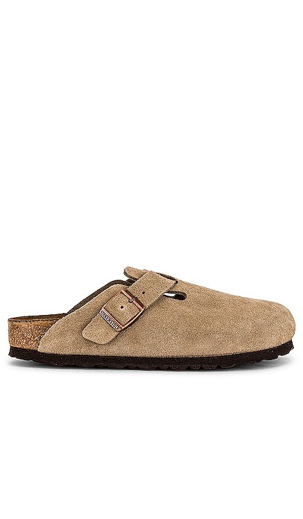 SANDALIA BOSTON SOFT FOOTBED BIRKENSTOCK $145