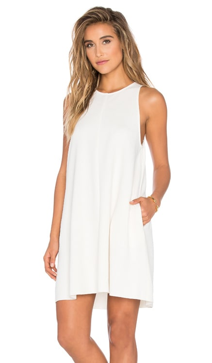 Textured A-Line Dress Bishop + Young $60