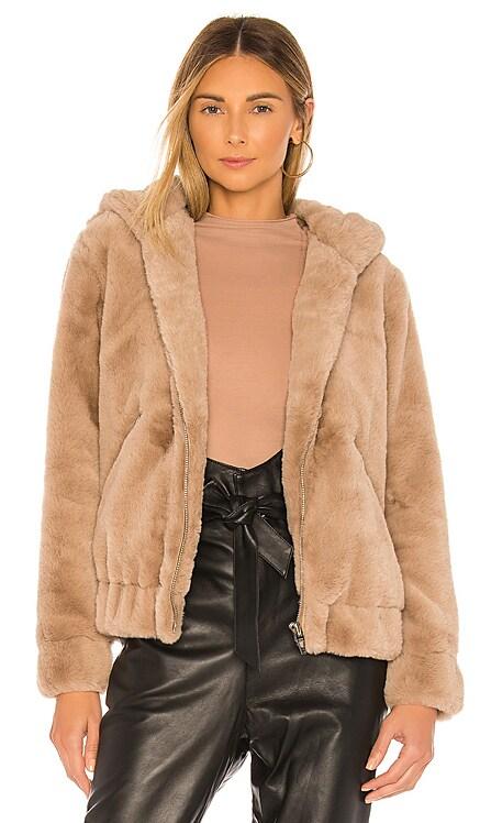 Faux Fur Bomber BLANKNYC $47