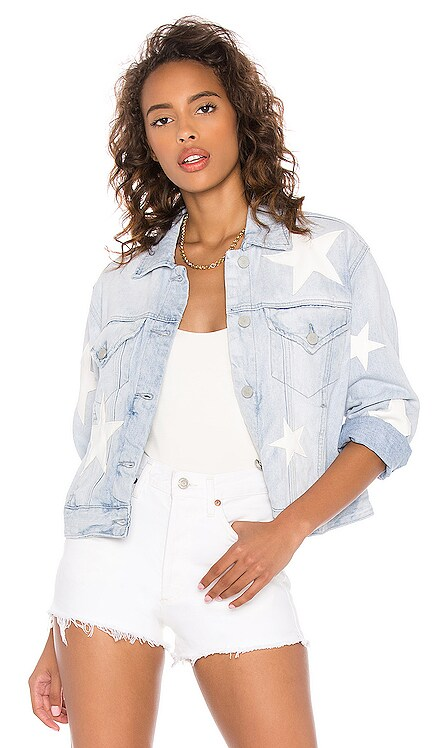 Star Denim Jacket BLANKNYC $148