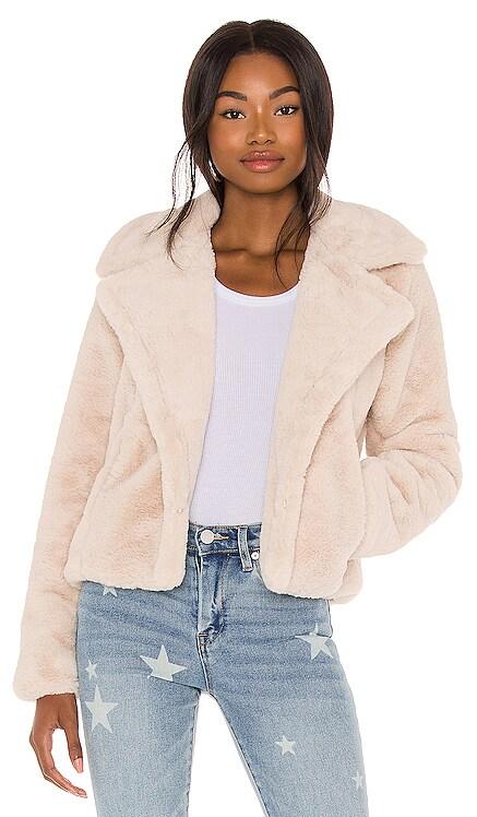 Faux Fur Jacket BLANKNYC $98