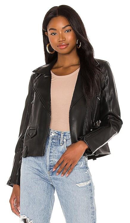 Vegan Leather Moto Jacket BLANKNYC $98 BEST SELLER
