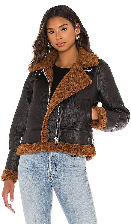 Faux Fur Jacket BLANKNYC $148