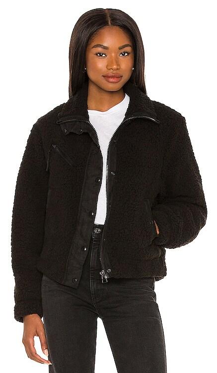 High Collar Sherpa Jacket BLANKNYC $98 NEW
