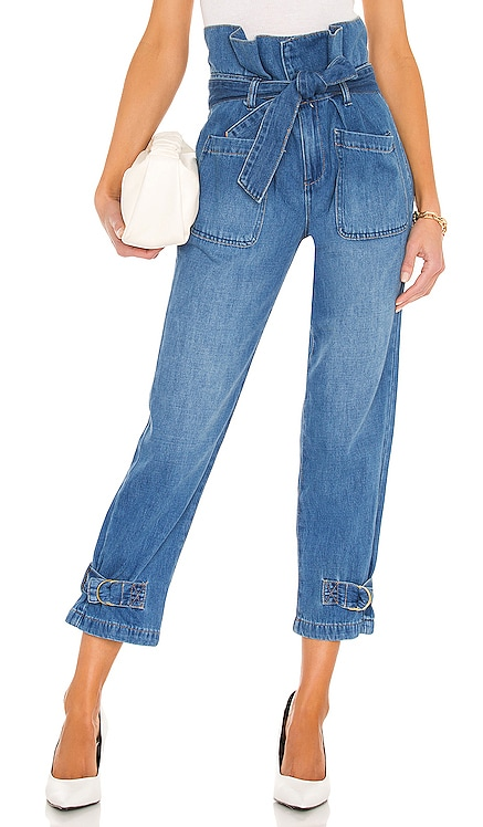 Chambray Tapered Pant BLANKNYC $98 BEST SELLER
