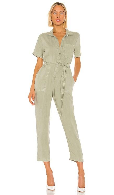 Button Front Jumpsuit Bella Dahl $153