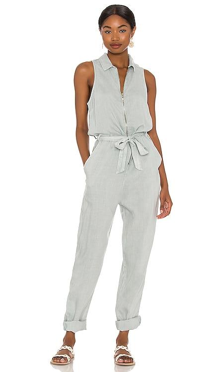 Sleeveless Zip Front Jumpsuit Bella Dahl $211