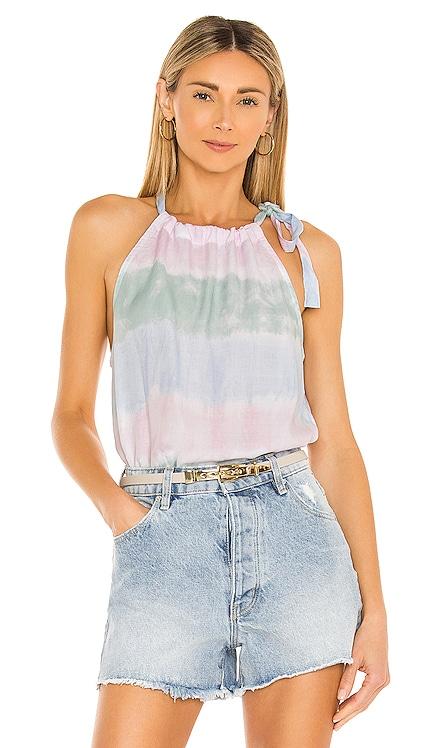Tie Neck Halter Top Bella Dahl $101 NEW