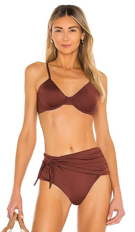 Mezty Bikini Top BOAMAR $78 NEW
