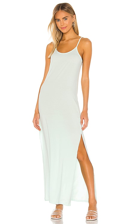 Draped Modal Jersey Maxi Dress Bobi $84 BEST SELLER