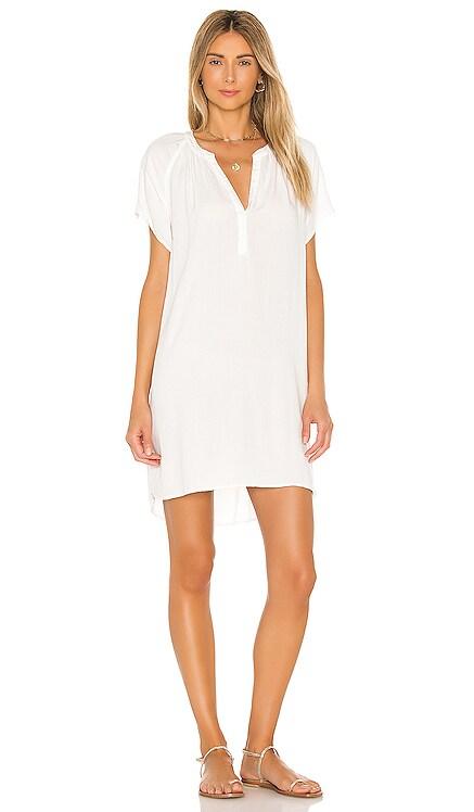 Beach Crepe Mini Dress Bobi $66 BEST SELLER