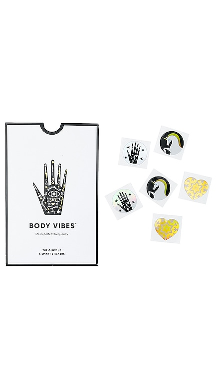 The Glow Up 6 Count Body Vibes $17