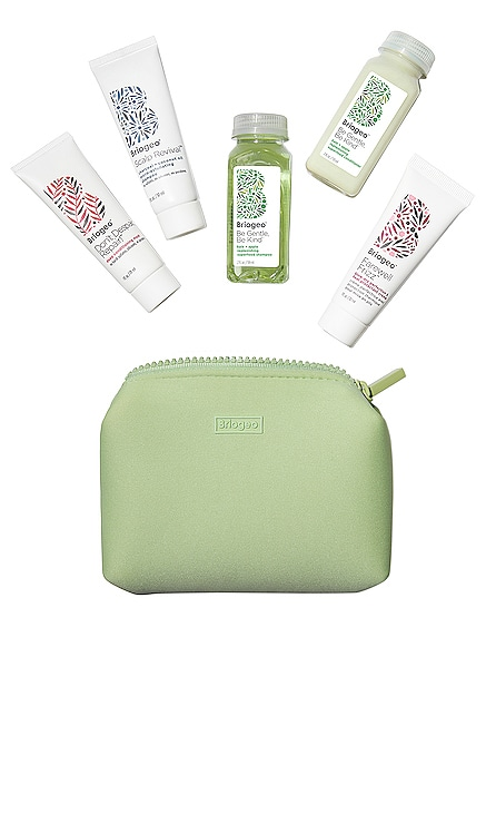 Besties Clear Hair Discovery Set Briogeo $30 BEST SELLER