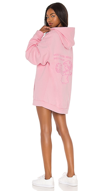 Dangerous Affection Hoodie Dress Boys Lie $115