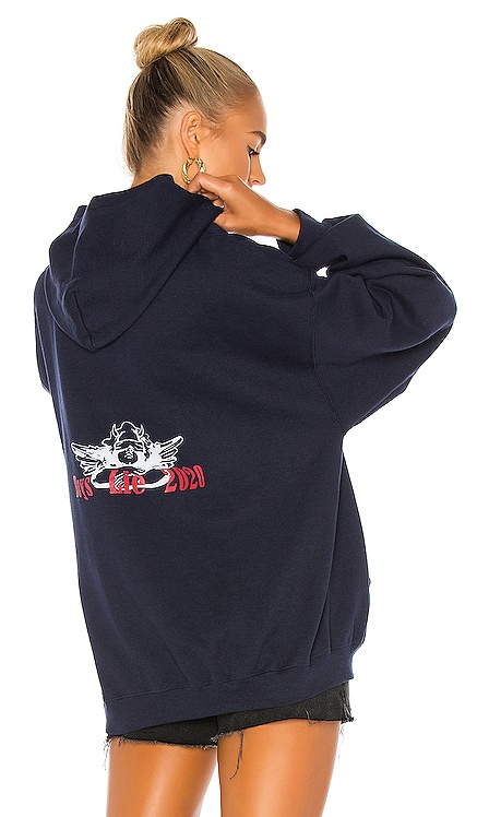 I Am Not Where You Left Me Hoodie Boys Lie $124 BEST SELLER