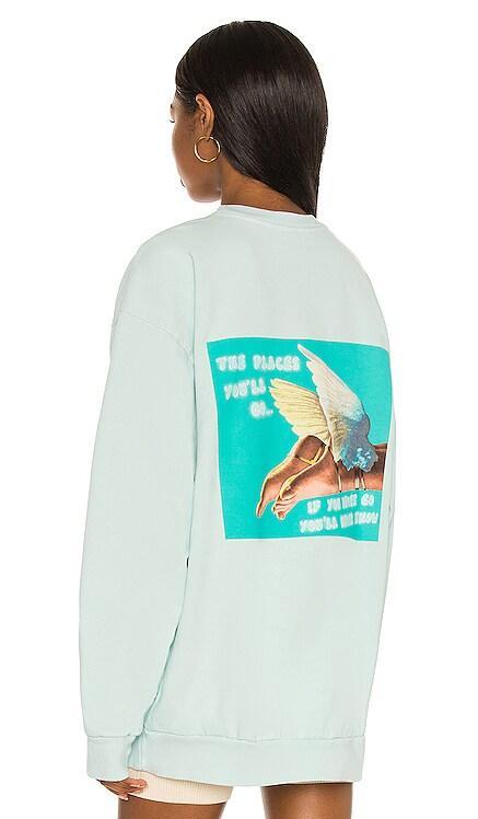 Send Feet Pics Sweatshirt Boys Lie $115 NEW