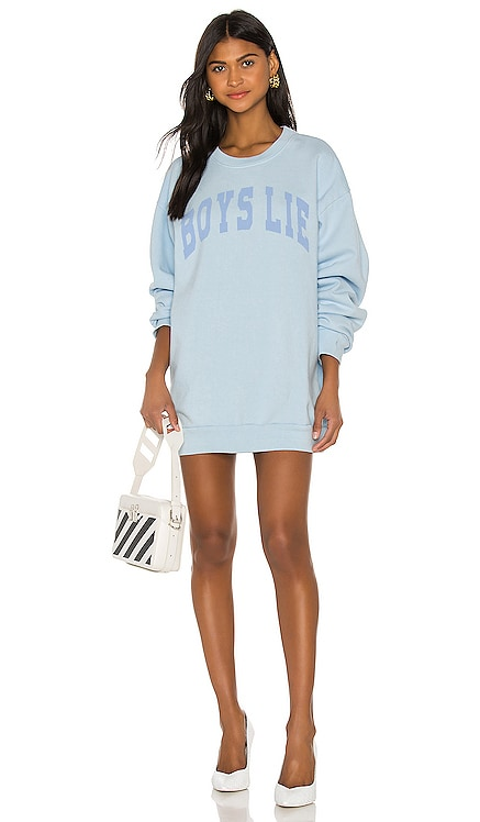 Catching Feelings Crewneck Boys Lie $115 BEST SELLER