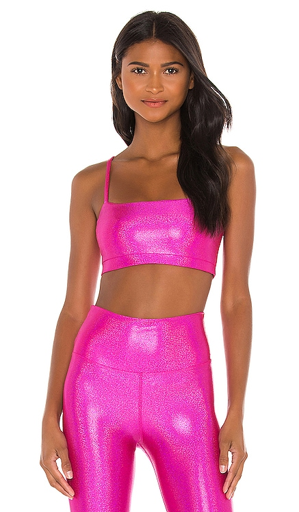X REVOLVE Izzy Sports Bra BEACH RIOT $78 NEW