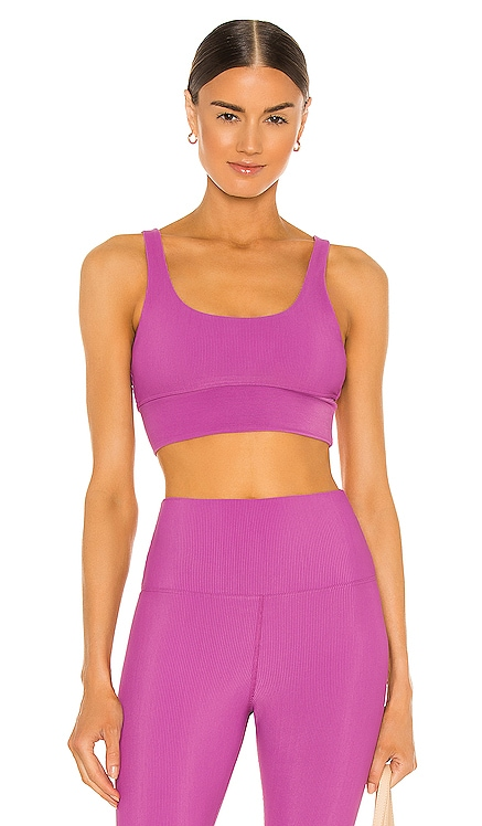 Leah Sports Bra BEACH RIOT $78 NEW